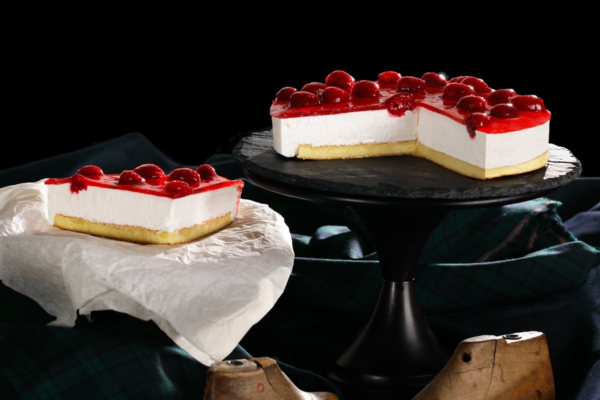 Cheese Cake - Ambientata